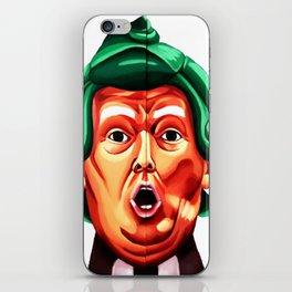Oompa Loompa Trump iPhone Skin