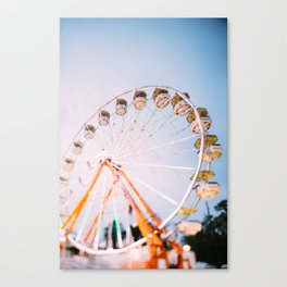 Ferris Wheel 4 Canvas Print