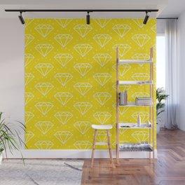 DIAMOND ((bumblebee)) Wall Mural