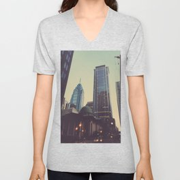 philly Unisex V-Neck