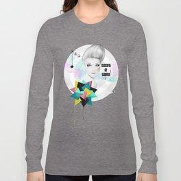 Make A Wish Long Sleeve T-shirt