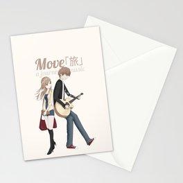 Move: Taka x Kanade Stationery Cards