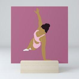 Fitness is a Game Mini Art Print