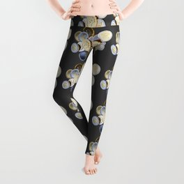 Cryptocurrency Pattern Leggings