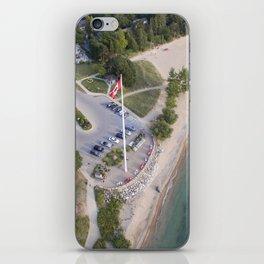 The big Flag iPhone Skin