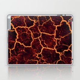 Lava Rocks Laptop & iPad Skin