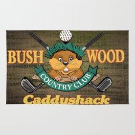 BushWood Country Club Caddyshack Rug