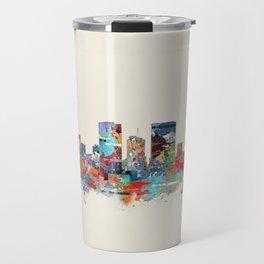 El Paso Texas Travel Mug