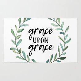 Grace Upon Grace Rug