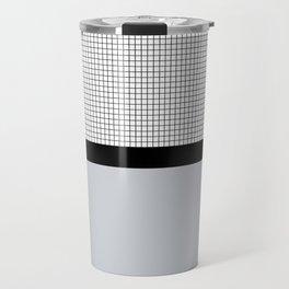 Grid 2 Travel Mug