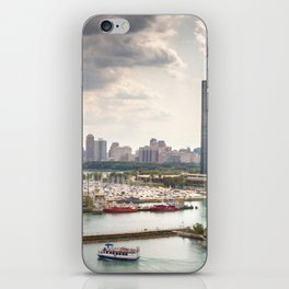 Chicago Skyline Pictures iPhone Skin