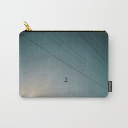 Shoes on a wire Carry-All Pouch