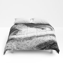 Galaxy Particles Infinite Comforters