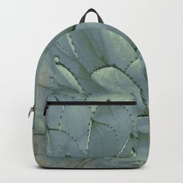 Agave Succulent Cactus Backpack