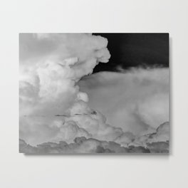 """Cloud Art #1"" Desert Monsoon Sky by Murray Bolesta Metal Print"