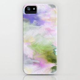 Pinks in Abstract iPhone Case