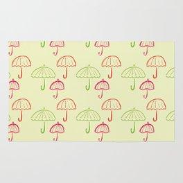 Happy Umbrella Rug