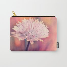 Chive blossom Carry-All Pouch