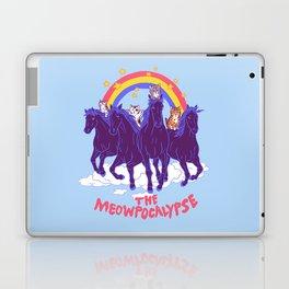 Four Horsemittens Of The Meowpocalypse Laptop & iPad Skin