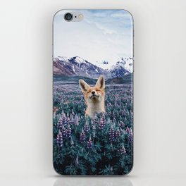 why do you love nature? iPhone Skin