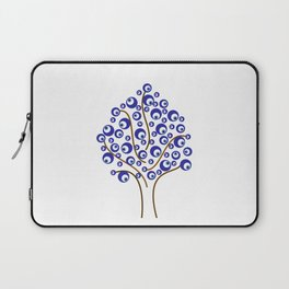 Evil Eye Tree Laptop Sleeve
