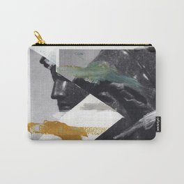 Untitled (Painted Composition 2) Carry-All Pouch