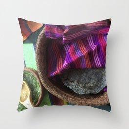 MEXICAN Throw Pillow