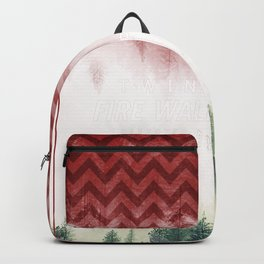 Twin Peaks: Fire Walk With Me Backpack