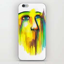 I Have No Mouth and I Must Scream iPhone Skin