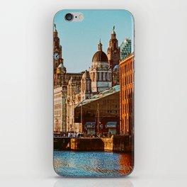 Albert Dock, Liverpool iPhone Skin