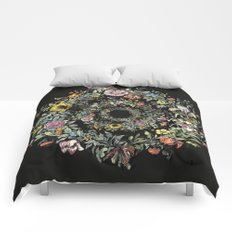 Circle of Life Dark Comforters