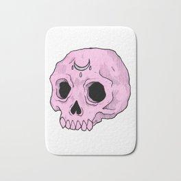 Witchy Skull Bath Mat