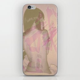 ENTAILLES iPhone Skin