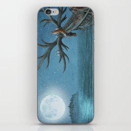 An Island Appeared iPhone Skin