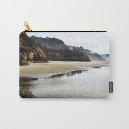 Hug Point Landscape On Oregon Coast Carry-All Pouch