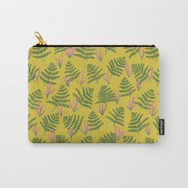 Fern & Heather Carry-All Pouch