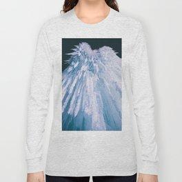 Icicle Art Long Sleeve T-shirt