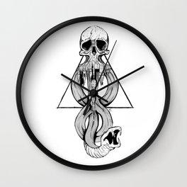 The Dark Mark Wall Clock