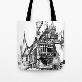 Wroclaw City Hall Tote Bag