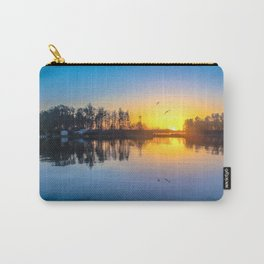 Soundtrack of silence Carry-All Pouch