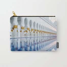 Abu Dhabi Sunset Carry-All Pouch