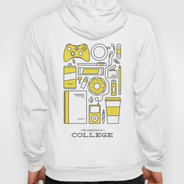 The Essentials of College Hoody