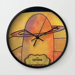 torinelli from Saturn (Guitars) Wall Clock