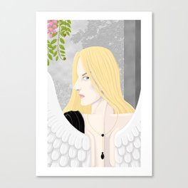 Sammael Canvas Print