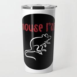 Mouse Rat Travel Mug