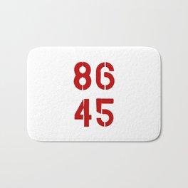 86 45 / Remove Trump Bath Mat