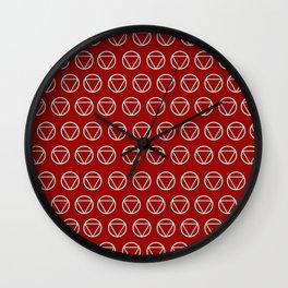 Stark Wall Clock