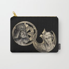 Darth Vader and Luke Skywalker -Redemption Carry-All Pouch