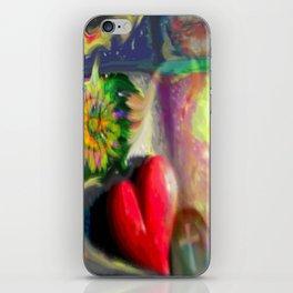 Dream Collage  iPhone Skin