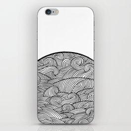 Caught Inside III iPhone Skin